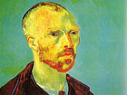 Vincent van Gogh painted by Vincent van Gogh