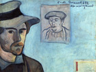Emile Bernard self portrait