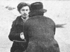 Photo of Emile Bernard and Vincent van Gogh