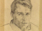 Eugene Boch, drawing by Anna Boch