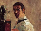 Henri Toulouse Lautre, Self Portrait